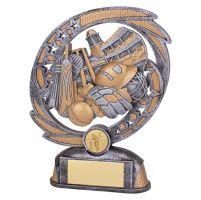 Sonic Boom Cricket Trophy Award 190mm : New 2019