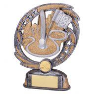 Sonic Boom Golf Trophy Award 190mm : New 2019