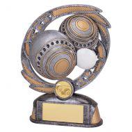 Sonic Boom Lawn Bowls Trophy Award 170mm : New 2019