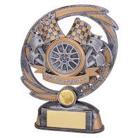 Sonic Boom Motorsport Trophy Award 190mm : New 2019