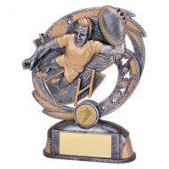 Sonic Boom Rugby Trophy Award 170mm : New 2019