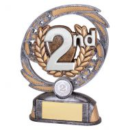 Sonic Boom Achievement Trophy Award 2nd Place 170mm : New 2019