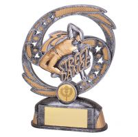 Sonic Boom Street Dance Trophy Award Male 170mm : New 2019