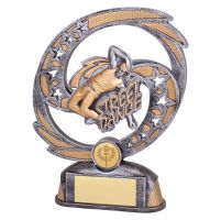 Sonic Boom Street Dance Trophy Award Male 190mm : New 2019