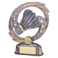Sonic Boom Badminton Trophy Award 190mm : New 2019