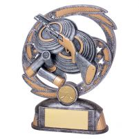 Sonic Boom Clay Pigeon Trophy Award 170mm : New 2019