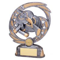Sonic Boom Clay Pigeon Trophy Award 190mm : New 2019