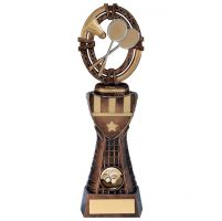 Maverick Badminton Heavyweight Trophy Award 250mm : New 2020