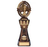 Maverick Chess Heavyweight Trophy Award 250mm : New 2020
