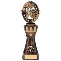 Maverick Darts Heavyweight Trophy Award 250mm : New 2020