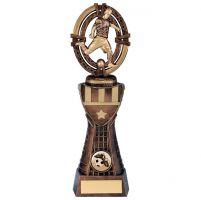 Maverick Football Heavyweight Trophy Award 250mm : New 2020