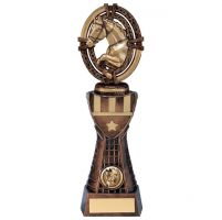 Maverick Equestrian Heavyweight Trophy Award 250mm : New 2020