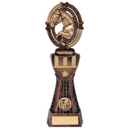 Maverick Equestrian Heavyweight Trophy Award 250mm : New 2020