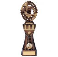 Maverick Rugby Heavyweight Trophy Award 250mm : New 2020