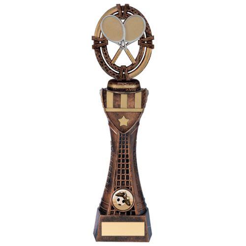 Maverick Tennis Heavyweight Trophy Award 290mm : New 2020
