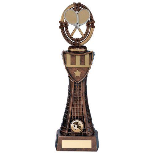 Maverick Tennis Heavyweight Trophy Award 315mm : New 2020