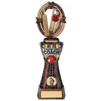 Maverick Cricket Thank You Trophy Award 250mm : New 2020
