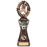 Maverick Football Players Player Trophy Award 250mm : New 2020