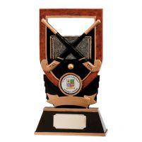 Trojan Hockey Trophy Award 140mm