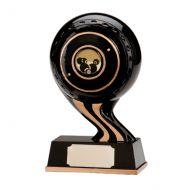 Strike Lawn Bowls Trophy Award 145mm