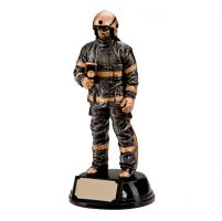 Motion Extreme Fire Fighter Trophy Award 190mm