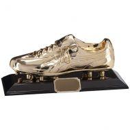 Classic Puma King Golden Football Trophy Award Boot 320x125mm