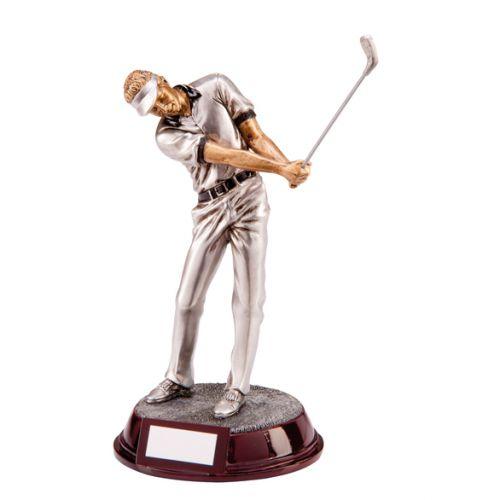 The Augusta Male Golf Figure 185mm