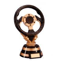 The Motorsport Steering Wheel Trophy Award 155mm