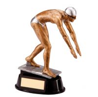 Motion Extreme Male Swimming Figure 170mm