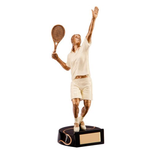 Smiler Tennis Ball Trophies Tennis Awards 75mm FREE Engraving
