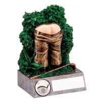 The Lost Balls Golf Humorous Trophy Awards 120mm