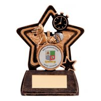 Little Star Swimming Plaque 105mm