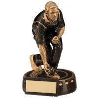 Motion Extreme Male Lawn Bowls Trophy Award 135mm