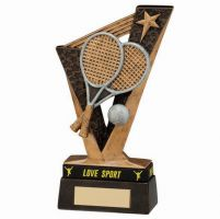 Victory Tennis Trophy Award and TB 180mm