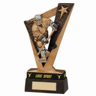 Victory Ice Hockey Trophy Award and TB 180mm