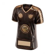Predator Shirt Football Trophy Award 130mm