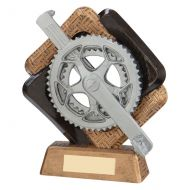 Sporting Unity Cycling Trophy Award 195mm