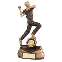 Legacy Cricket Bowler Trophy Award 205mm