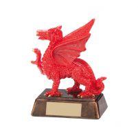 Celtic Dragon Trophy Award 135mm