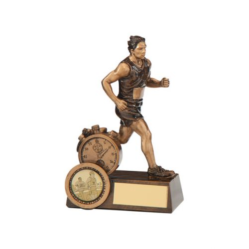 Endurance Male Running Trophy Award 125mm