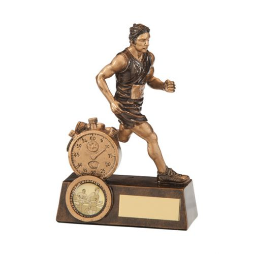 Endurance Male Running Trophy Award 145mm