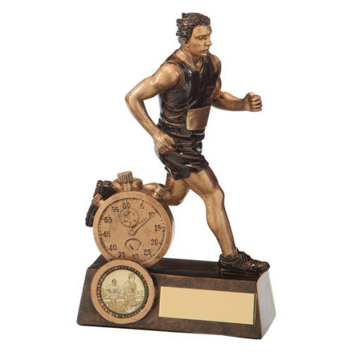 Endurance Male Running Trophy Award 165mm