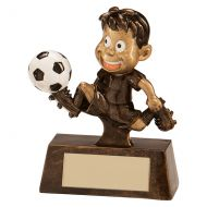 Little Champion Football Trophy Award 115mm