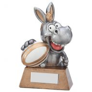 What A Donkey! Rugby Trophy Award 130mm