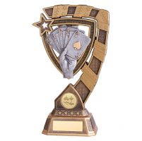 Euphoria Poker Trophy Award 210mm : New 2019