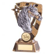 Euphoria Equestrian Trophy Award 150mm : New 2019