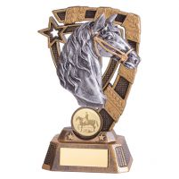 Euphoria Equestrian Trophy Award 150mm : New 2019