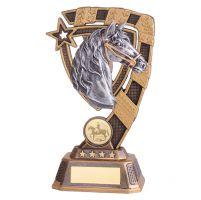 Euphoria Equestrian Trophy Award 180mm : New 2019