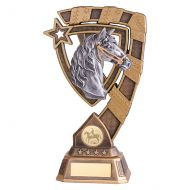 Euphoria Equestrian Trophy Award 210mm : New 2019