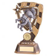 Euphoria Judo Trophy Award 180mm : New 2019